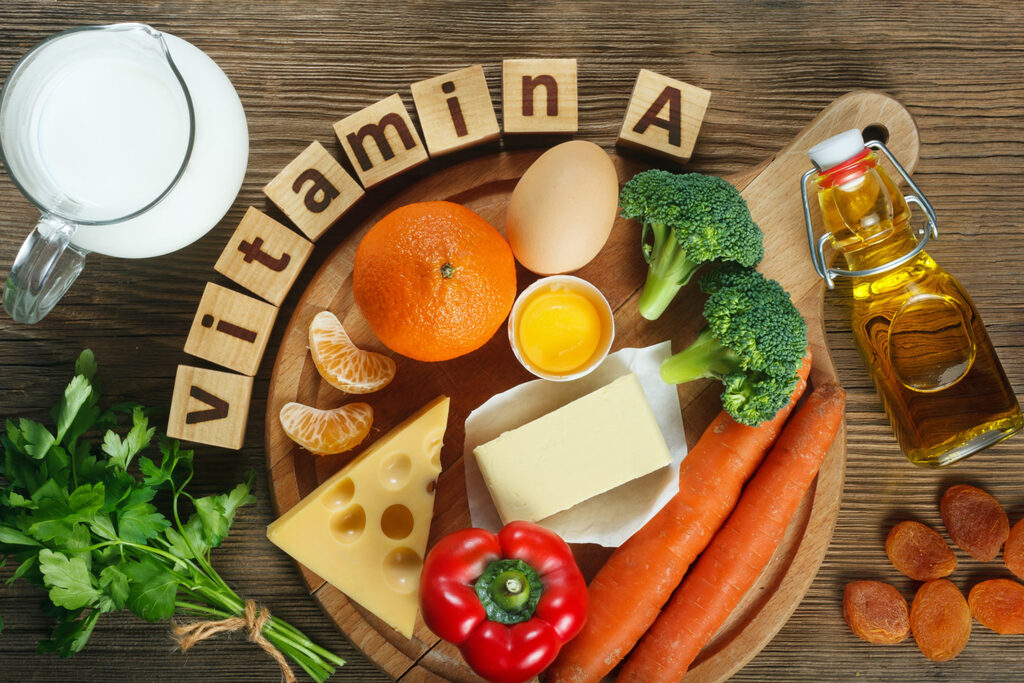 VITAMIN A - WHY WE NEED IT